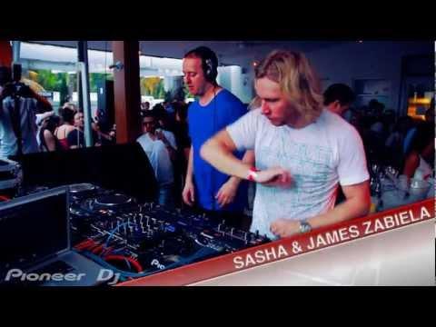 Pioneer DJ at WMC 2012