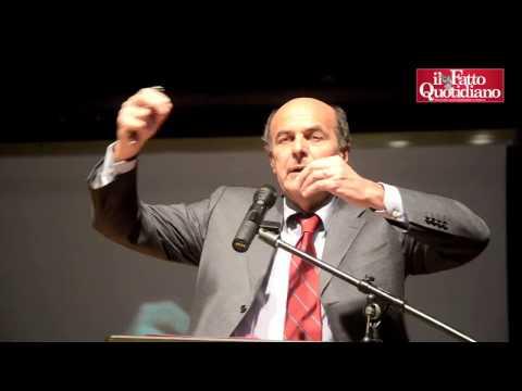 Bersani chiude la campagna elettorale a Torino