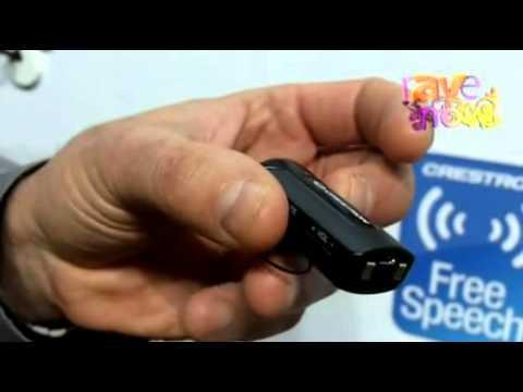 InfoComm 2011: Crestron Introduces Free Speech