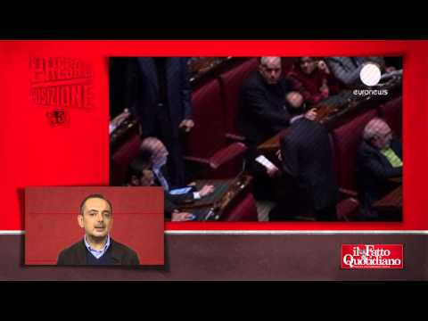 Il Natale di Mario Monti. A 'Presa di posizione' l'analisi di Fabrizio d'Esposito