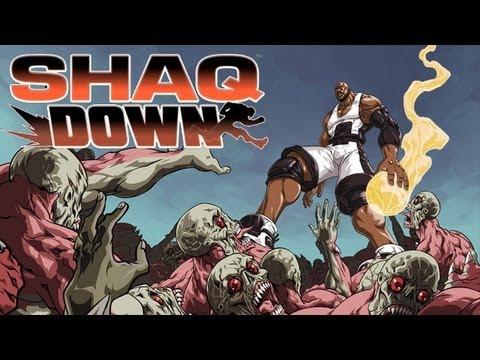 ShaqDown : La celebre stella dell'NBA ritorna ad essere protagonista di un videogames