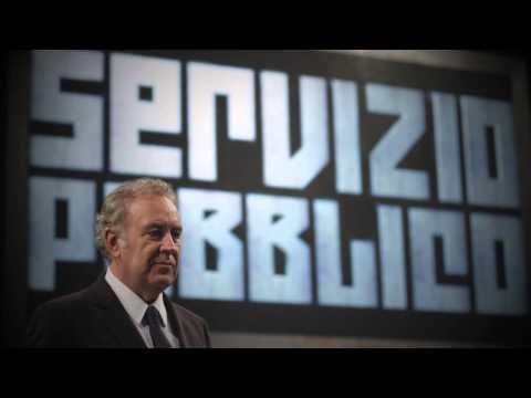 """Berlusconi: """"Andrò da Santoro; Travaglio genio del male, pm mediatico"""" (RadioRadio, 03/01/2013)"""