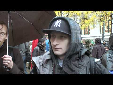 David Icke talks with Luke Rudkowski at Occupy Wall Street