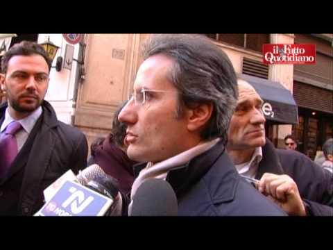 """Grande Sud, Caldoro: """"Mastella candidato? Chi ci sta ci sta"""" (04/01/13)"""