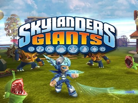 Skylanders Giants — Eyebrawl Vignette [HD]
