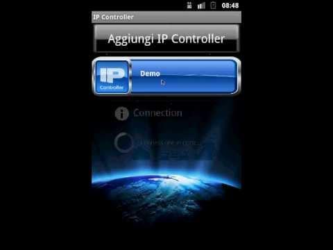 MARSS TUTORIAL 2: Configurazione APP IP Controller per Android, con il servizio MarssNet