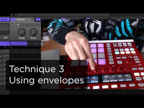 Building Live Remixes With Maschine | In The Studio With Mad Zach