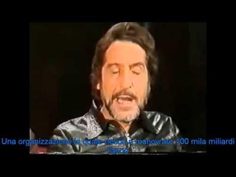 L'ultima intervista di Giuseppe Fava , una settimana prima di essere ******.