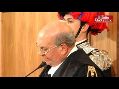 """Corte dei Conti: """"Corruzione pregiudica economia nazionale"""" (5/02/2013)"""