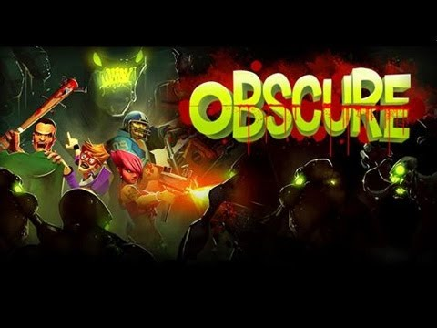 Obscure — Announcement Trailer