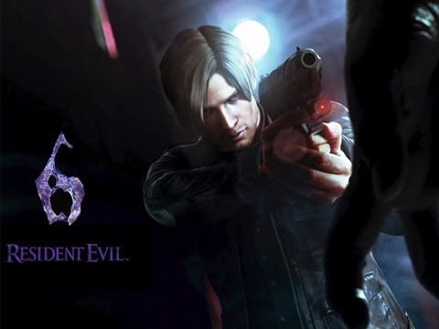 Resident Evil 6 — Campus Gameplay