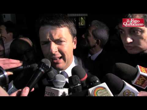 "Pd, Renzi: ""Ingroia? Serve a far vincere la destra"""