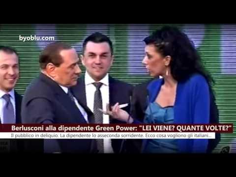 Misoginia italica. Se Berlusconi sbaglia. E Marcorè pure