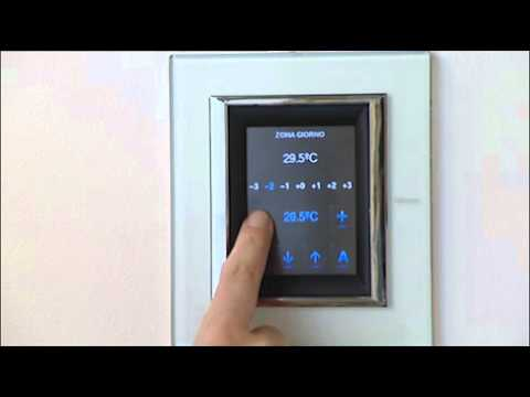 Bticino My Home – Touch Screen