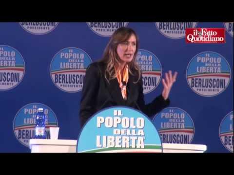 """Alfano e Schifani a Catania: """"Vinciamo noi, Grillo terzo partito"""""""