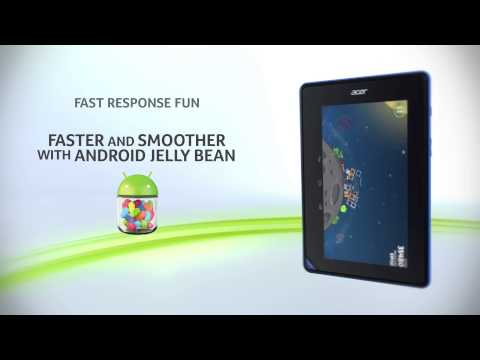 Acer Iconia B1 16GB all'MWC 2013, il tablet ultra-budget raddoppia lo storage ma rimane economico