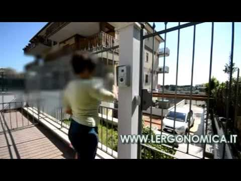 casa domotica disabilità citofono interfaccia ipad.f.mezzalana.flv