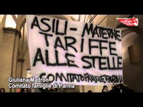 Grillo a Parma in campagna elettorale. E Pizzarotti è contestato