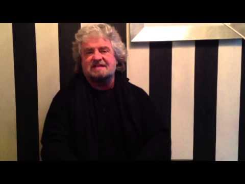 Un appello per piazza San Giovanni di Beppe Grillo