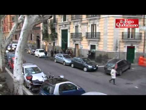 Roma, rapinatore reagisce a tentativo di rapina e spara due colpi in aria (5/02/2013)