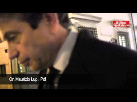 """Pdl, Lupi: """"Berlusconi è un imputato trattato dai pm in modo div"""