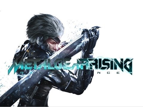 Metal Gear Rising: Revengeance — VR Missions Trailer