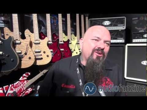 [NAMM] EVH Striped series guitars