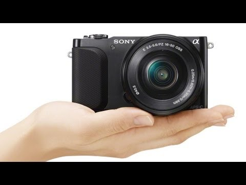 Sony NEX-3N, nuova mirrorless abbordabile – TVtech