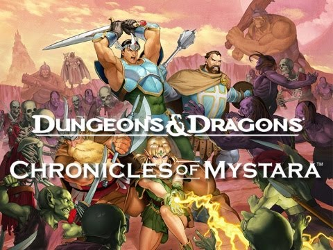 Dungeons & Dragons Chronicles of Mystara — PAX East Announcement Trailer