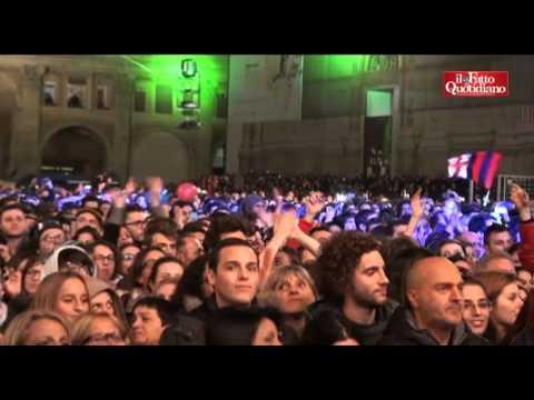 4 marzo 2013 Le immagini del concerto tributo a Lucio Dalla