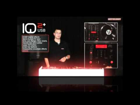 DJ Mag Tech Awards 2012 | DJ Mixer under £600 | Reloop IQ2+
