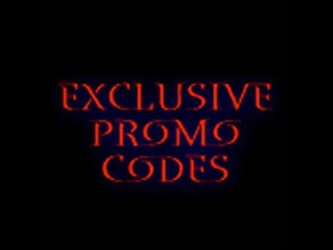 Exclusive Promo Codes