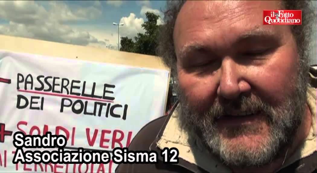 Terremoto. Letta, contestato a Mirandola, incontra i manifestanti