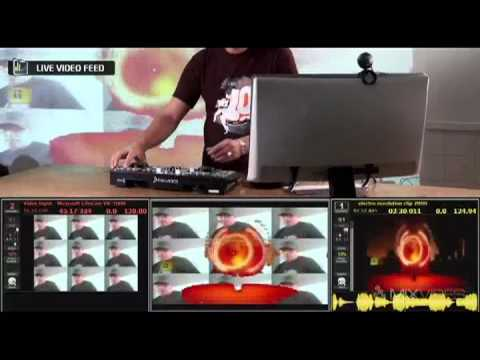 DJ Mag Tech Awards 2012 | Audiovisual Product | Mixvibes VFX Control