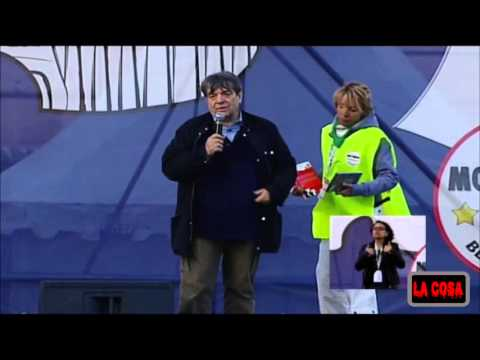 Prima lettera di Silvano Agosti a Beppe Grillo