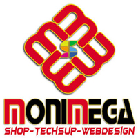 Monimega Shop|Techsup|Webdesign