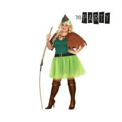 Costume per Adulti Arciere donna M/L