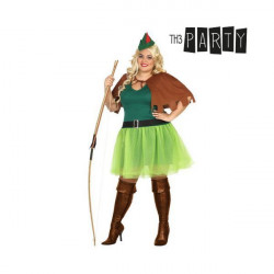 Costume for Adults Female archer XXL