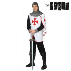 Costume for Adults Templar soldier XL