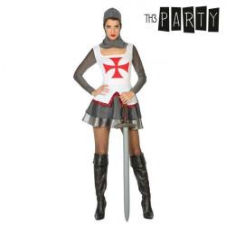 Disfraz para Adultos Soldado templario XS/S