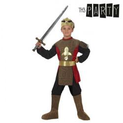 Costume per Bambini Cavaliere medievale 7-9 Anni