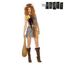 Costume per Adulti Donna cavernicola XXL