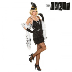 Costume for Adults Charleston Black M/L