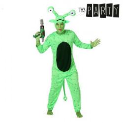 Costume per Adulti Extraterrestre M/L