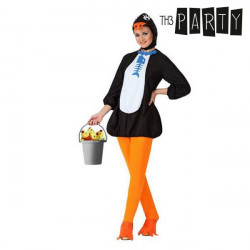 Costume for Adults Penguin M/L