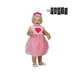 """Fantasia para Bebés Princesa """"0-6 Meses"""""""