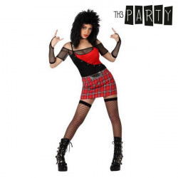 Costume per Adulti Punk XL