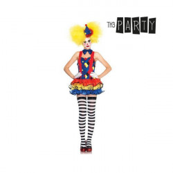 Costume for Adults Th3 Party 4563 Female clown