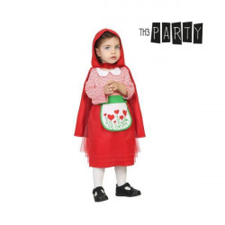 Costume for Babies Th3 Party 4103 Little red riding hood