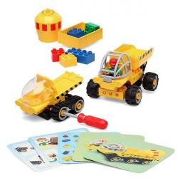 Konstruktionsspiel Junior Knows 1280 (38 pcs)